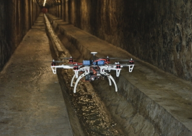 ARSI sewer inspection drone