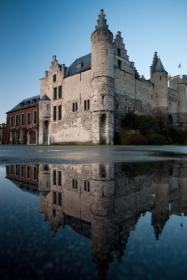 Het Steen castle, Antwerp © Pius Lee / Shutterstock