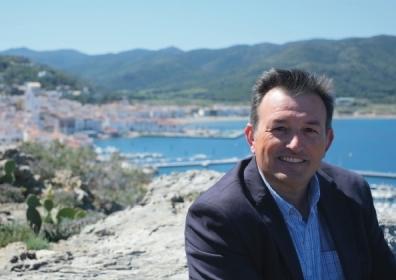 Josep Maria Cervera, mayor of El Port de la Selva (credit: Ajuntament del Port de la Selva)