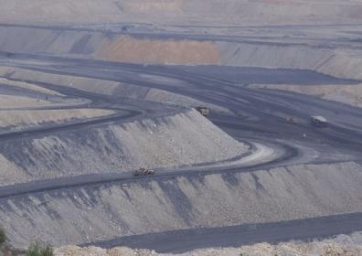 Coal mining in China. Credit: Captain Yeo / Shutterstock.com