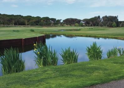 Golf course water reuse (credit: Consorci de la Costa Brava)