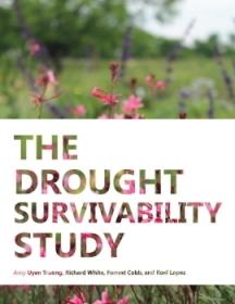 The Drought Survivability Study (credit: TWRI)