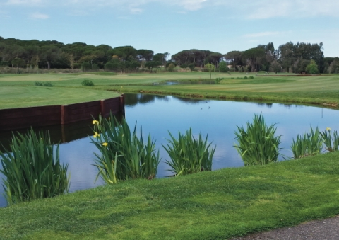 Golf course water reuse in Costa Brava, Spain  (credit: Consorci de la Costa Brava)