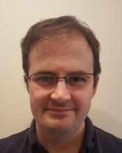 Dr Tom Beach, WISDOM project Technical Coordinator