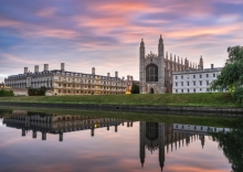 The River Cam in Cambridge © shutterstock / Pawel Pajor
