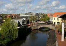 Central Kolding, Denmark