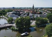 Leeuwarden, capital of Friesland (© Natalia Balanina / Shutterstock)