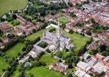 Salisbury Cathedral (© martinjamescook / Shutterstock)