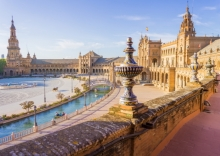Seville, very different to Manchester, where the activated sludge process was invented (© LucVi / Shutterstock)